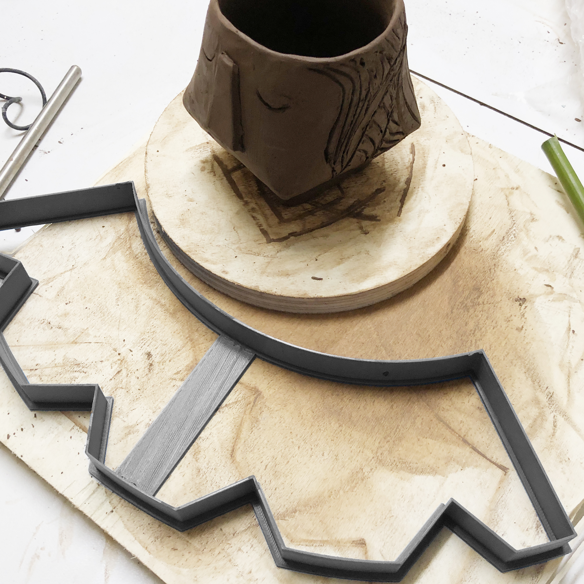 Studio Renate - Cutters, Textures and Tools for ceramic projects